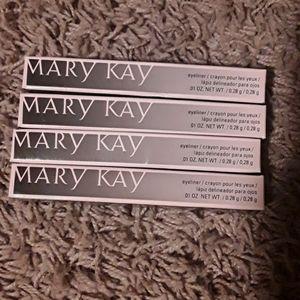 NIB 4 Mary Kay Eyeliners